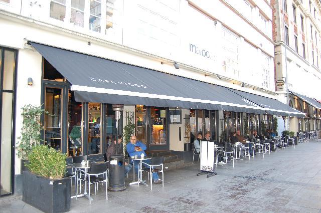 cafe job århus