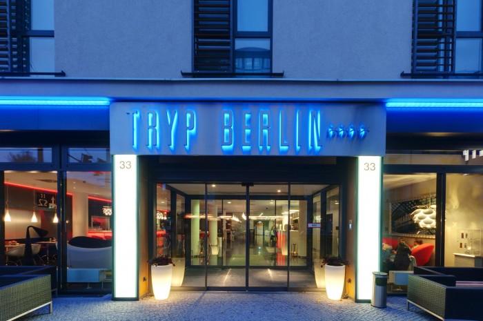 Tryp Berlin Hotel
